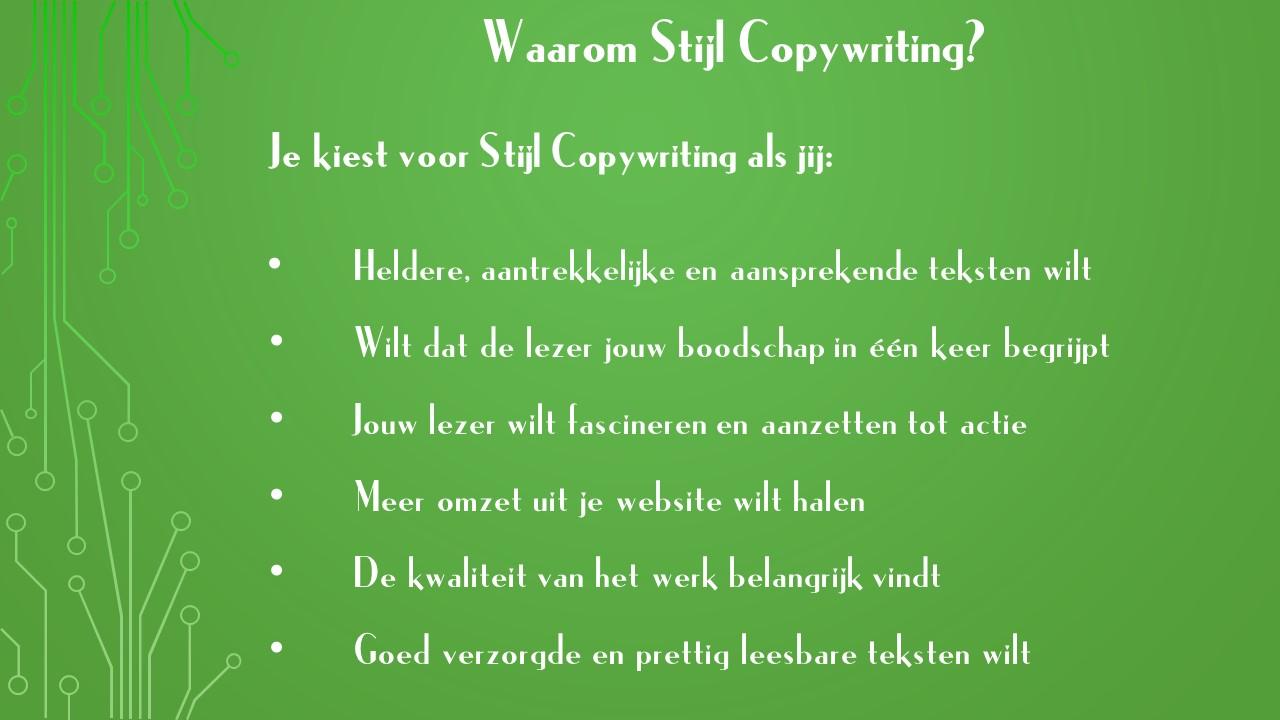 Copywriter Amersfoort