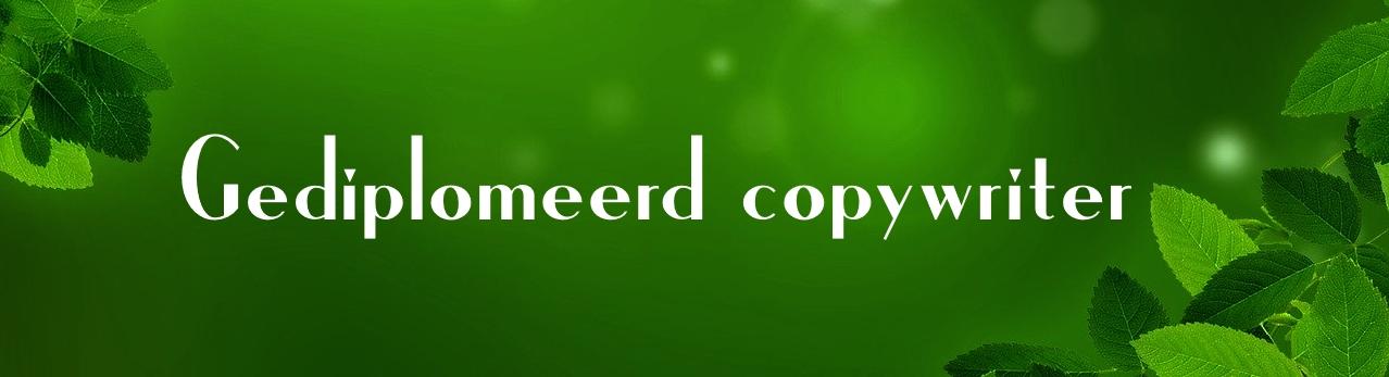 Copywriter | Tekstschrijver
